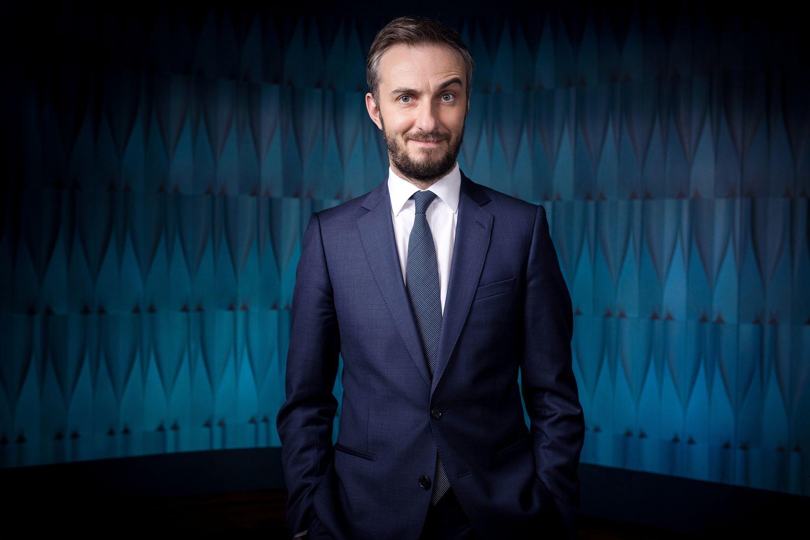 EINMALIGE VERWENDUNG TV/ Jan Boehmermann