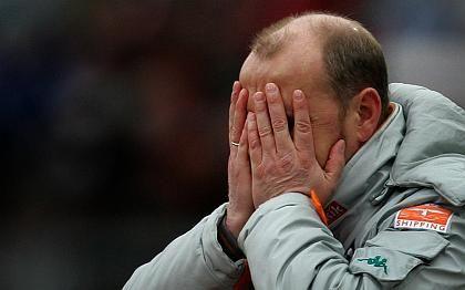 Werder-Coach Schaaf: Barcelona und Ballack als Gegner