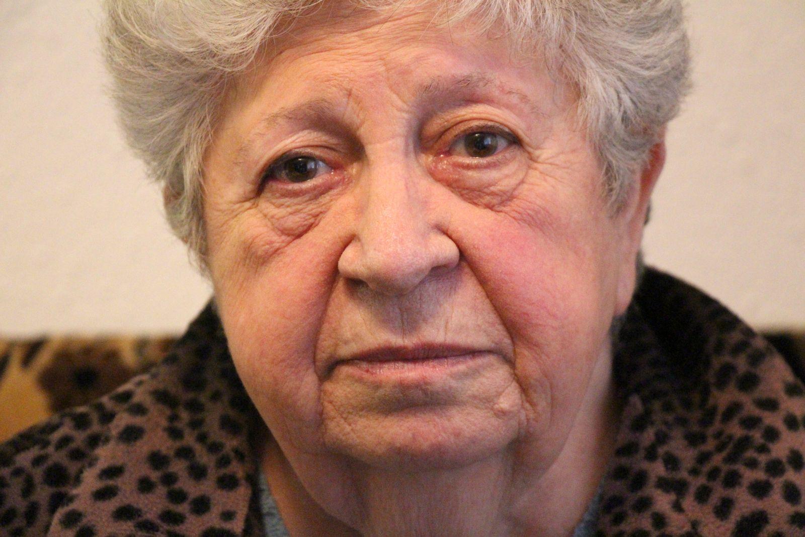 Isreal/ AMCHA/ Holocaust-Opfer