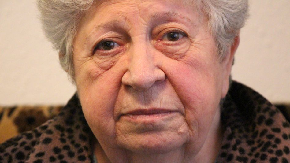 """Überlebende Esfir Gerschmann: """"Es war eiskalt und ich war immer allein"""""""