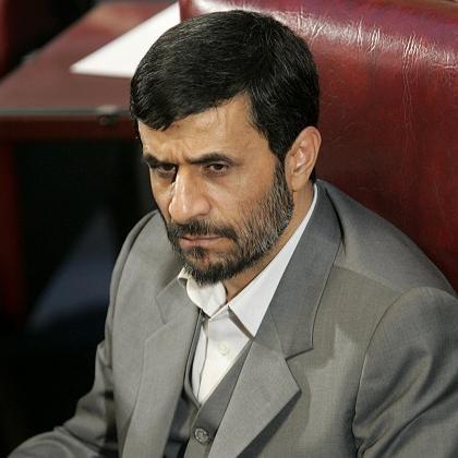 Irans Präsident Ahmadinedschad: Kritik unerwünscht