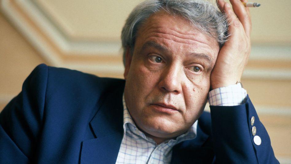 Bukowski , hier 1990, beklagte eine Rückkehr der Angst in Russland unter Putin