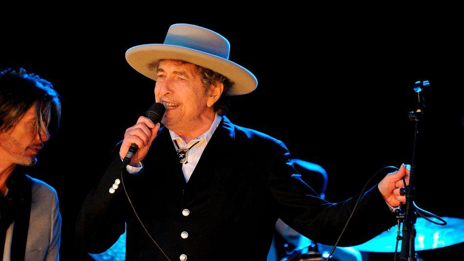 Bob Dylan veröffentlichte in den vergangenen Jahren Alben mit Fremdmaterial
