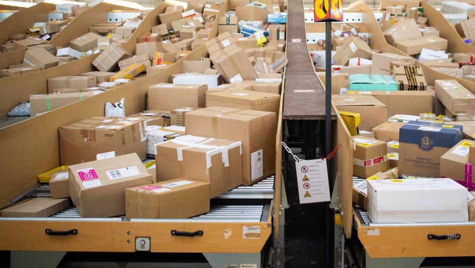 Eine Paketsteuer für die Innenstädte? Im Internet bestellte Ware könnte dadurch teurer werden