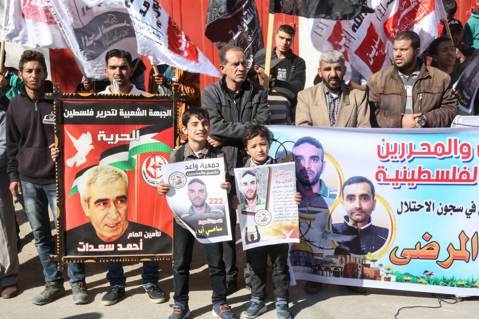 PALESTINIAN-ISRAEL-GAZA-CONFLICT-RALLY