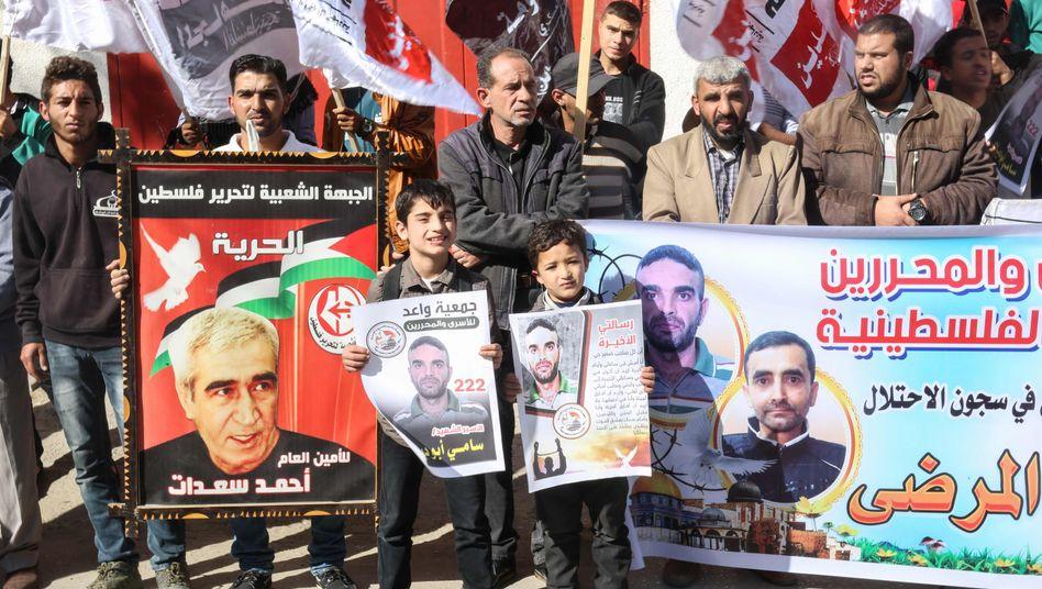 Proteste im Gazastreifen: Eskalation der Gewalt
