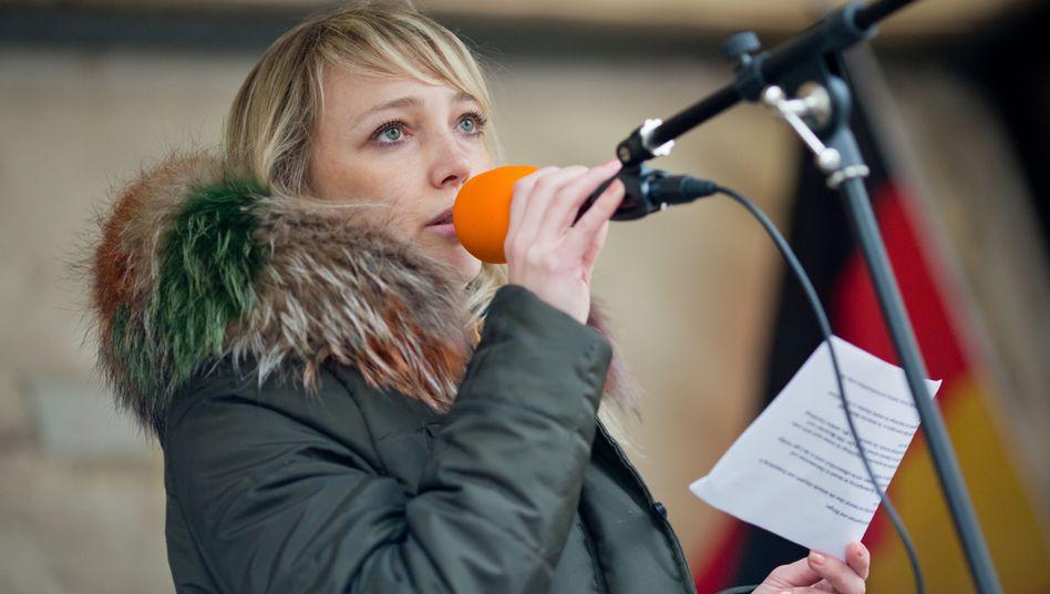 AfD-Politikerin Elena Roon