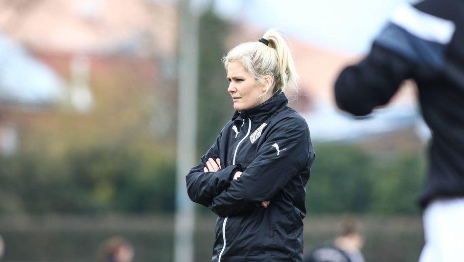 Imke Wübbenhorst, Trainerin BV Cloppenburg