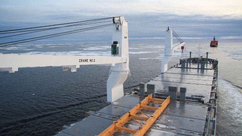 Nordostpassage: Abkürzung durch die Arktis