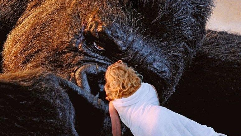 »King Kong«-Remake mit Naomi Watts 2005: Als ob die Wirklichkeit zählen würde