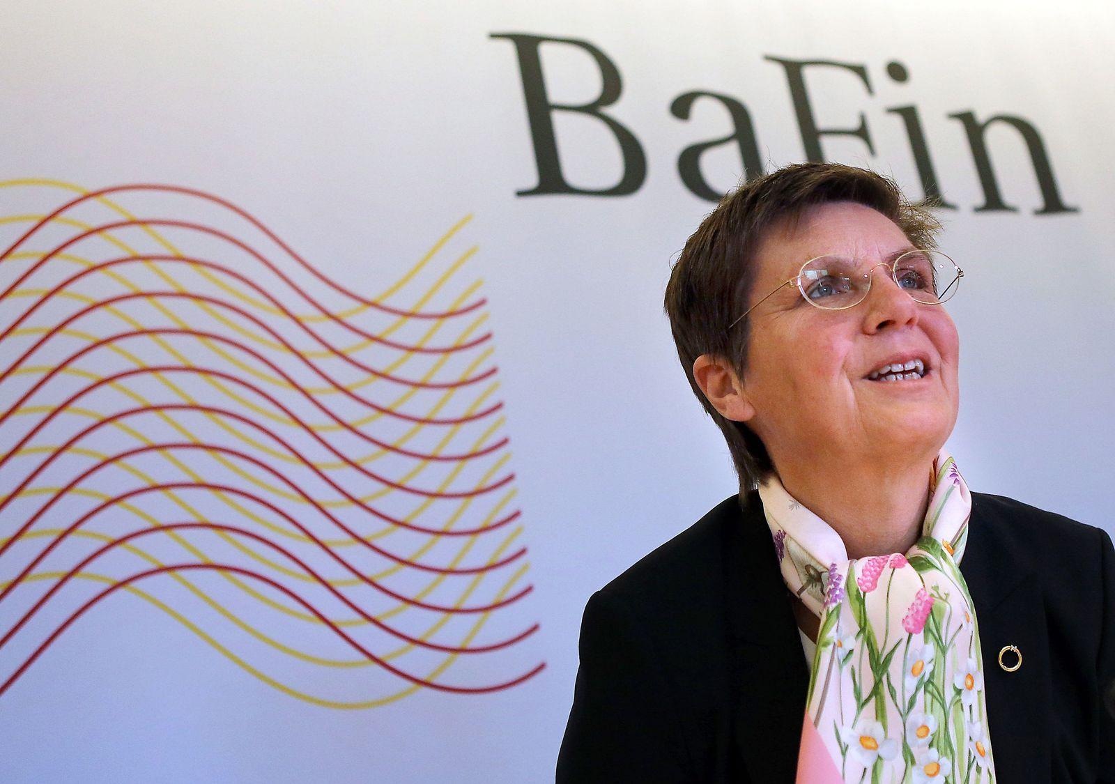 BaFin Jahresbericht Elke König