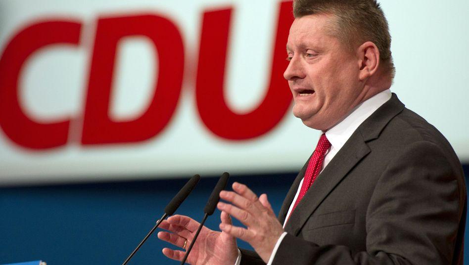 CDU-Generalsekretär Hermann Gröhe: Zugeständnisse an SPD oder Grüne
