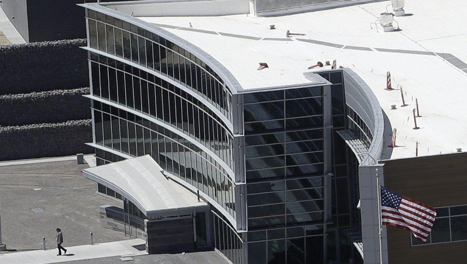 NSA-Datenzentrum in Bluffdale, Utah: Geheimdienst sammelte rechtswidrig Kommunikationsdaten