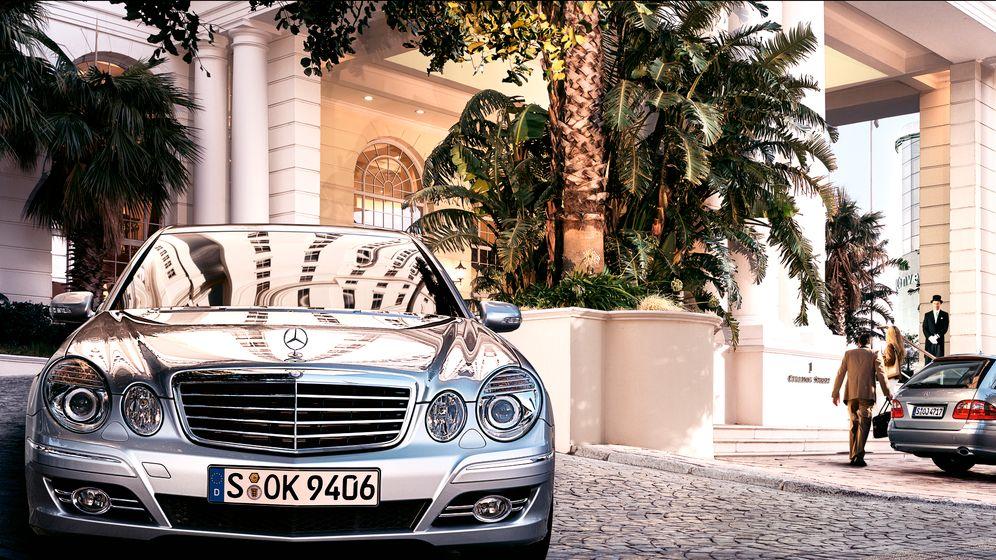 Gebrauchte E-Klasse von Mercedes: Kontrolle ist besser