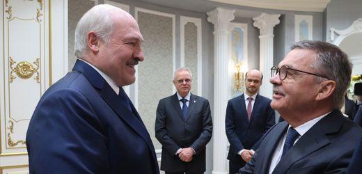 Eishockey-WM in Belarus: Hauptsponsor Skoda droht mit Ausstieg