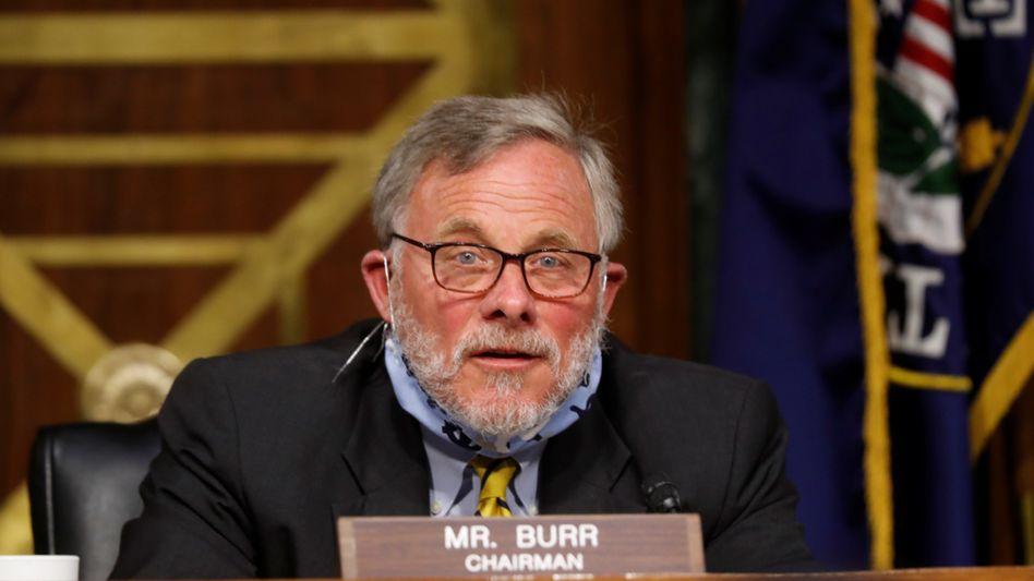 US-Senator Burr: Rücktritt wegen Ermittlungen um mutmaßlich illegale Aktiengeschäfte