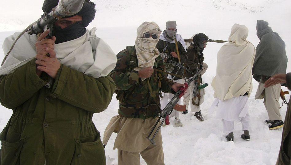 Taliban-Kämpfer: Frappierende Details