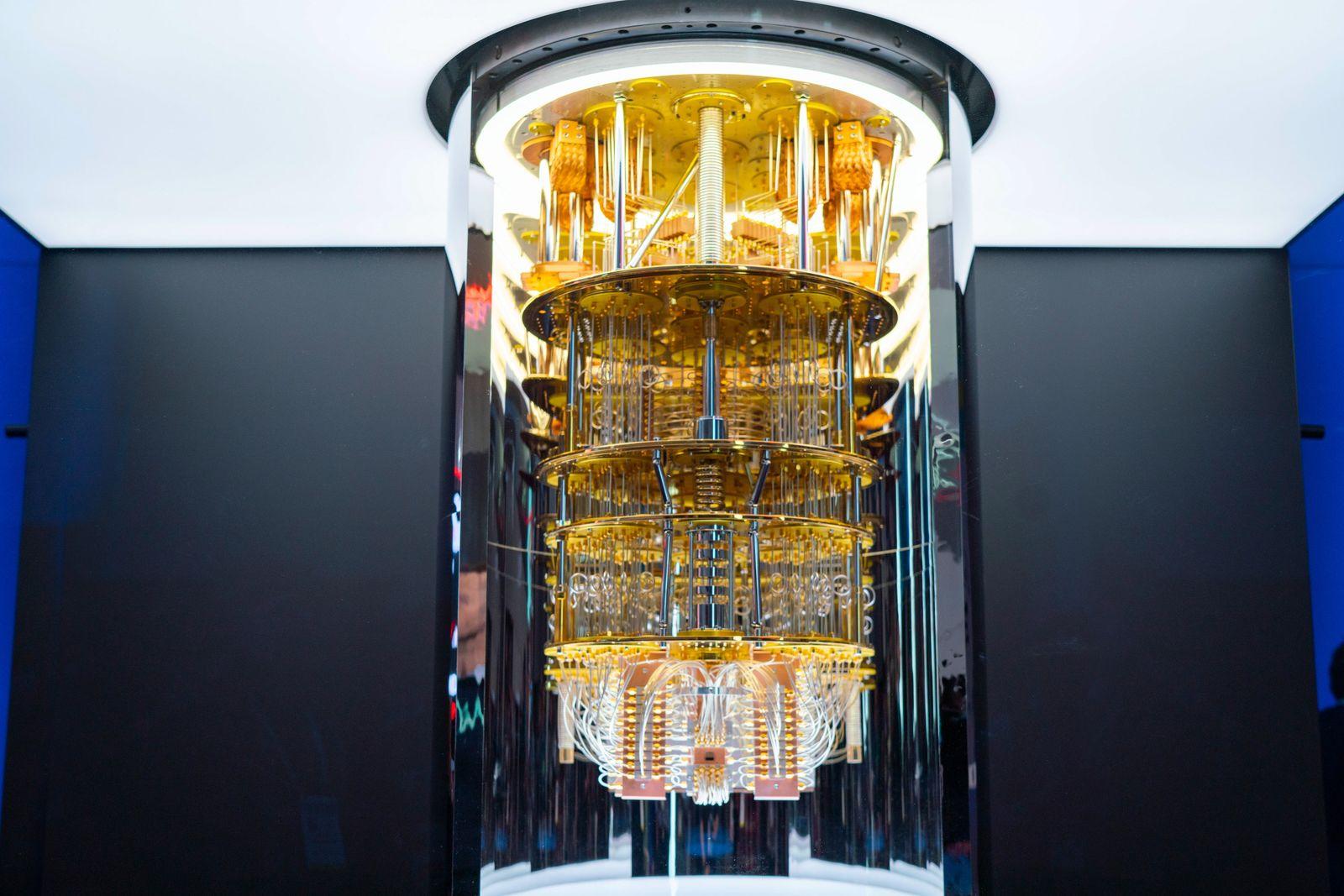 IBM-Quantencomputer