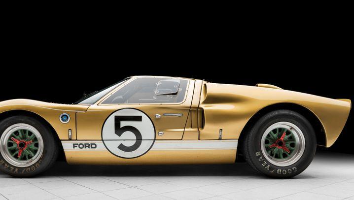 Ford GT40: Die goldene Ära des Motorsports