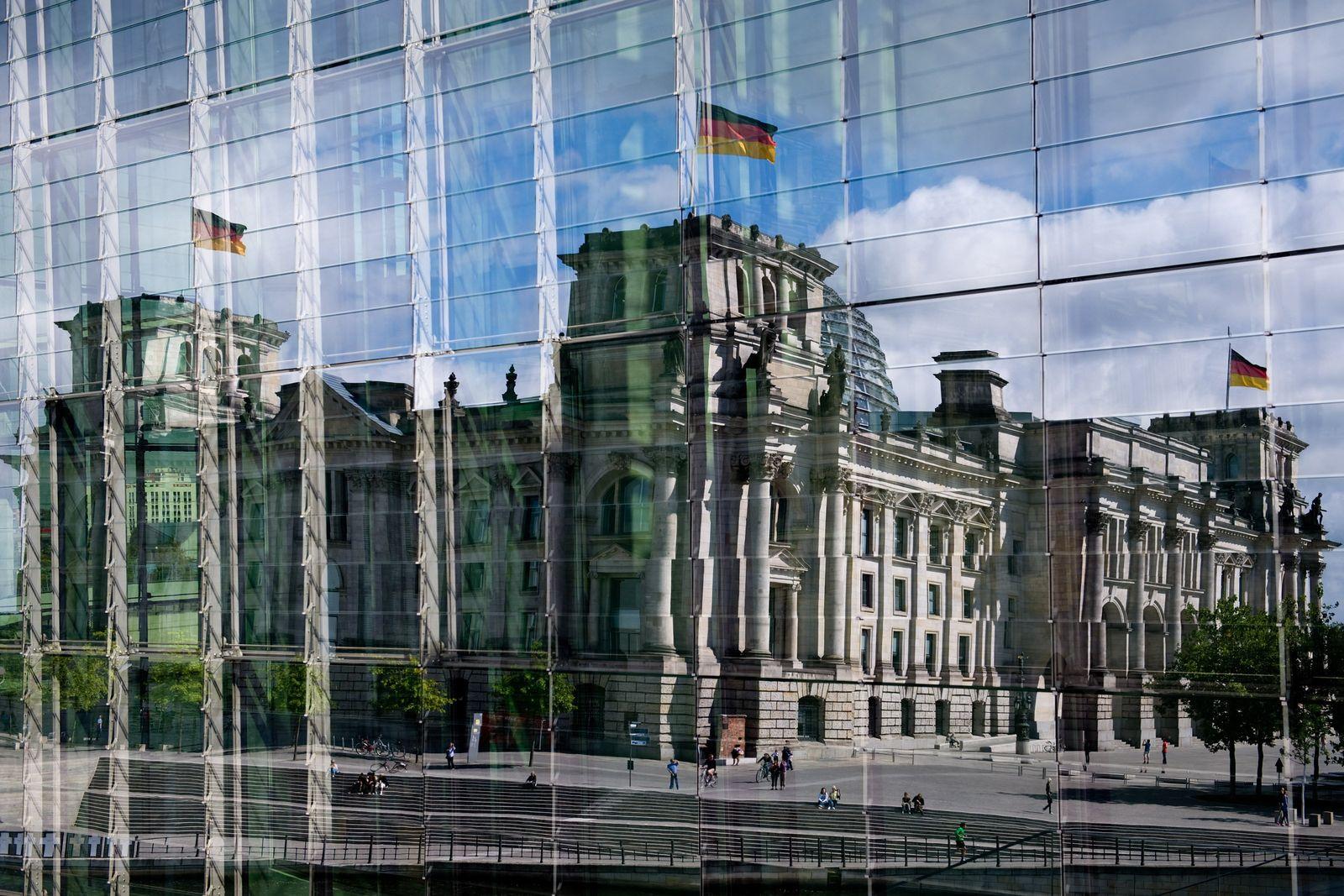 NICHT VERWENDEN Reichstag