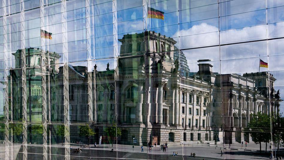 Der Reichstag in Berlin: Hauptstadt der Lobbyisten?