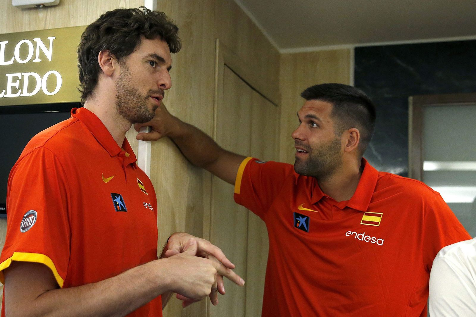 Spanish Basketball team for RIO 2016