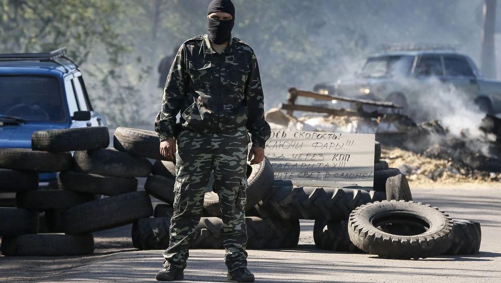 Ukraine-Krise: Szenen aus dem Propaganda-krieg