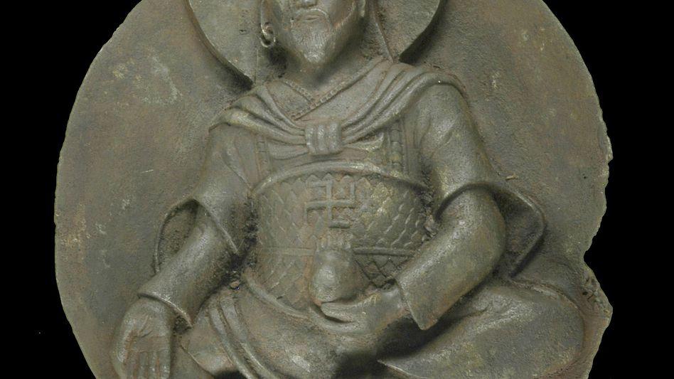 Statue aus Meteoritengestein: Wann entstand die Figur, wie kam sie nach Deutschland?