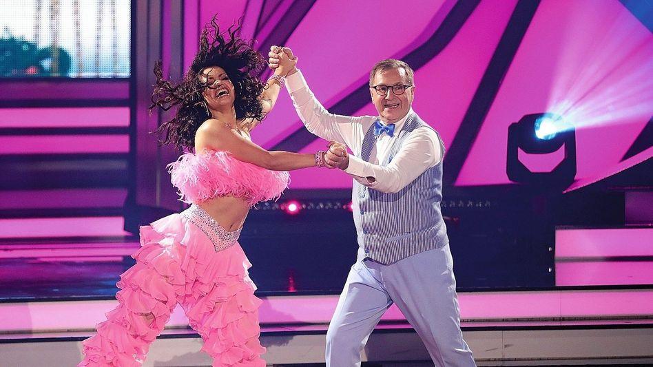 »Let's Dance«-Teilnehmer Christina Luft, Hofer: Hintergrund als »Tagesschau«-Fachkraft