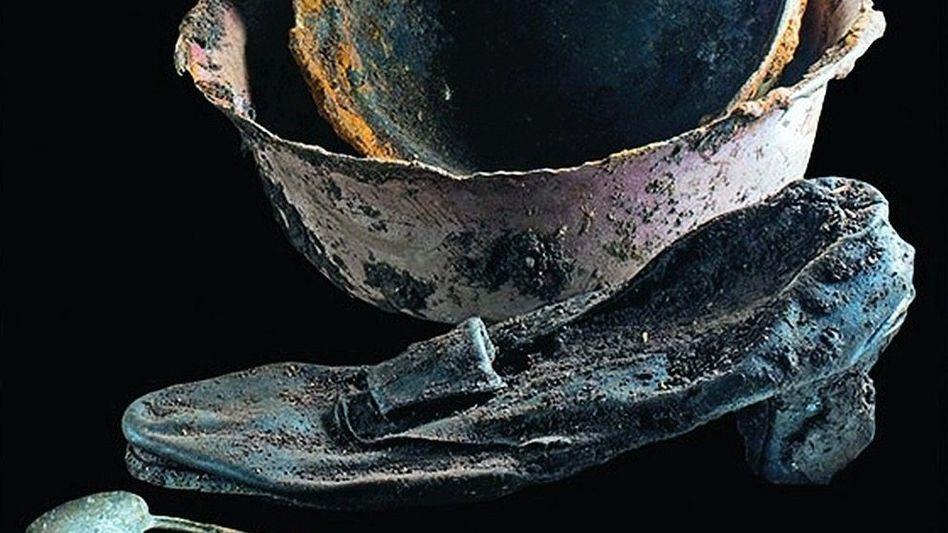 Fundstücke aus dem Langenbachtal im Sauerland