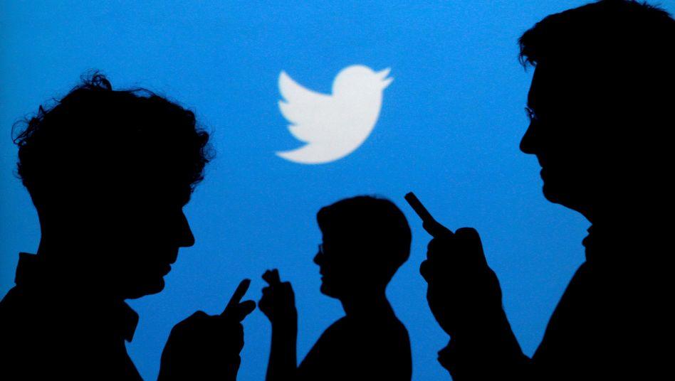 Twitternutzer (Symbolbild)