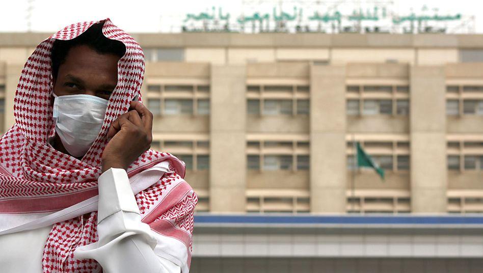 Krankenhaus in Saudi-Arabien: Homosexualität ist in allen Golfstaaten verboten