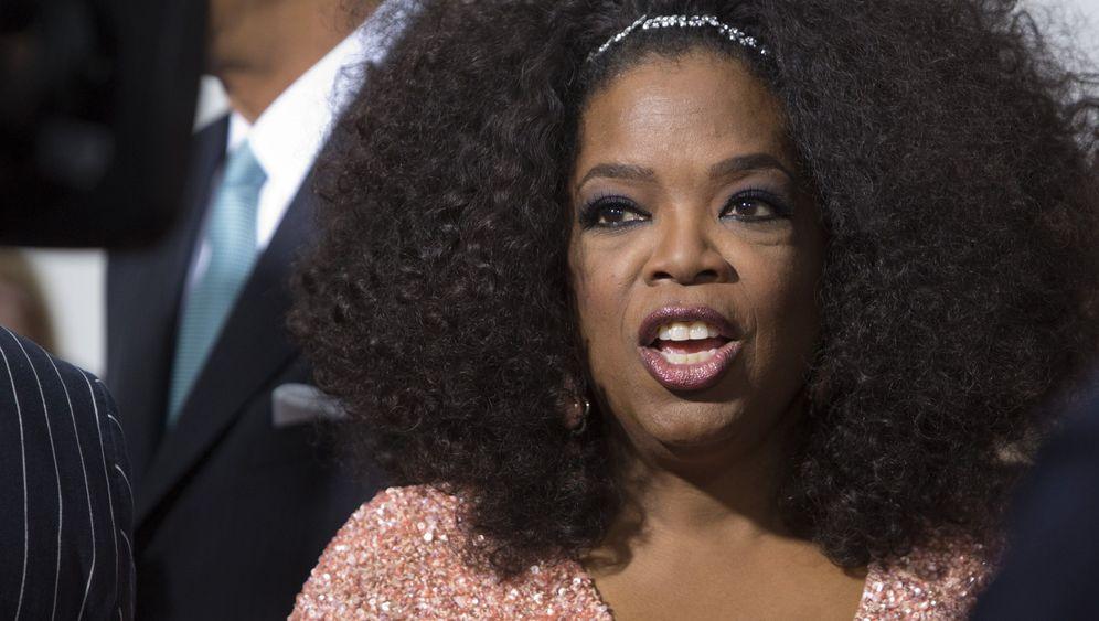Rassismus-Vorwürfe von Oprah Winfrey: Alle Taschen im Schrank