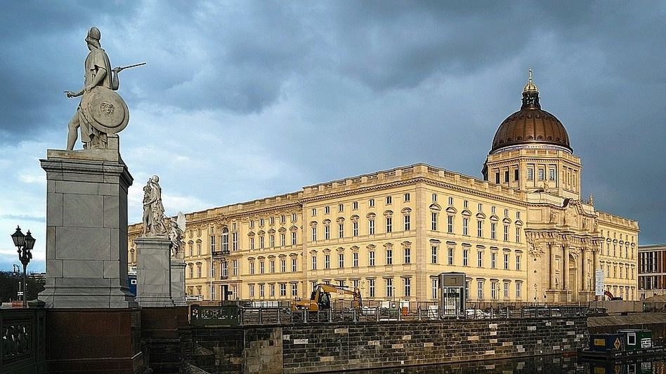 Humboldt Forum im Berliner Schloss