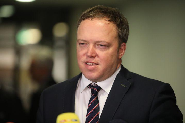 Mario Voigt, Thüringer CDU-Fraktionschef