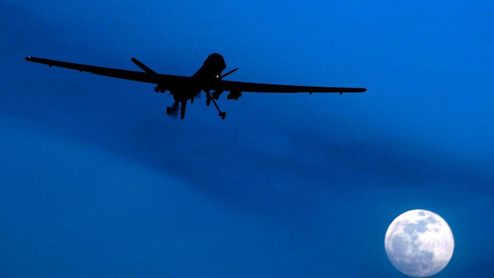 """US-Geheimkrieg in Afrika: Luft- und Bodenkrieg in der """"Grauzone"""""""