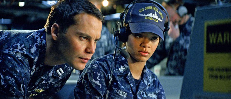 "Marine-Trash""Battleship"": Hirnversenkt"