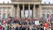 """""""Die deutsche Demokratie ist aktuell unerschütterlich"""""""