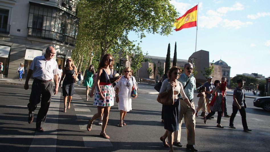 Madrid: Mit Kniffen zu niedrigeren Zinsen