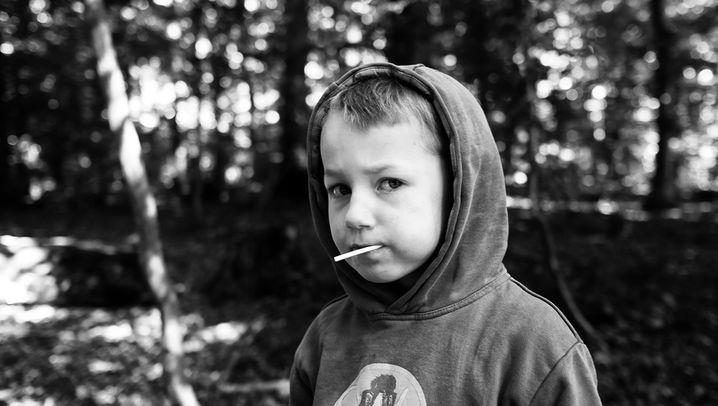 Stark und schwach – Kindheit als Jungen