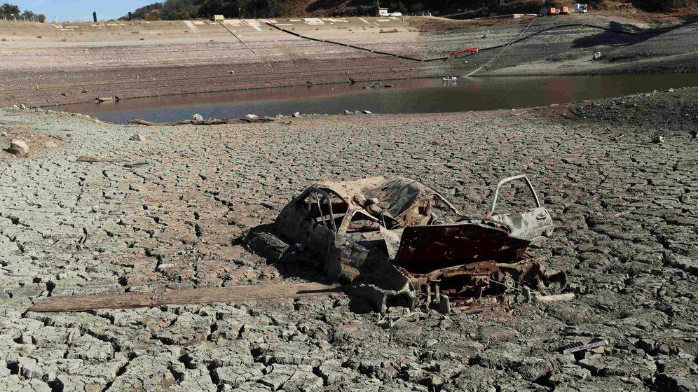 Kalifornien: Regen kann Dürre kaum lindern