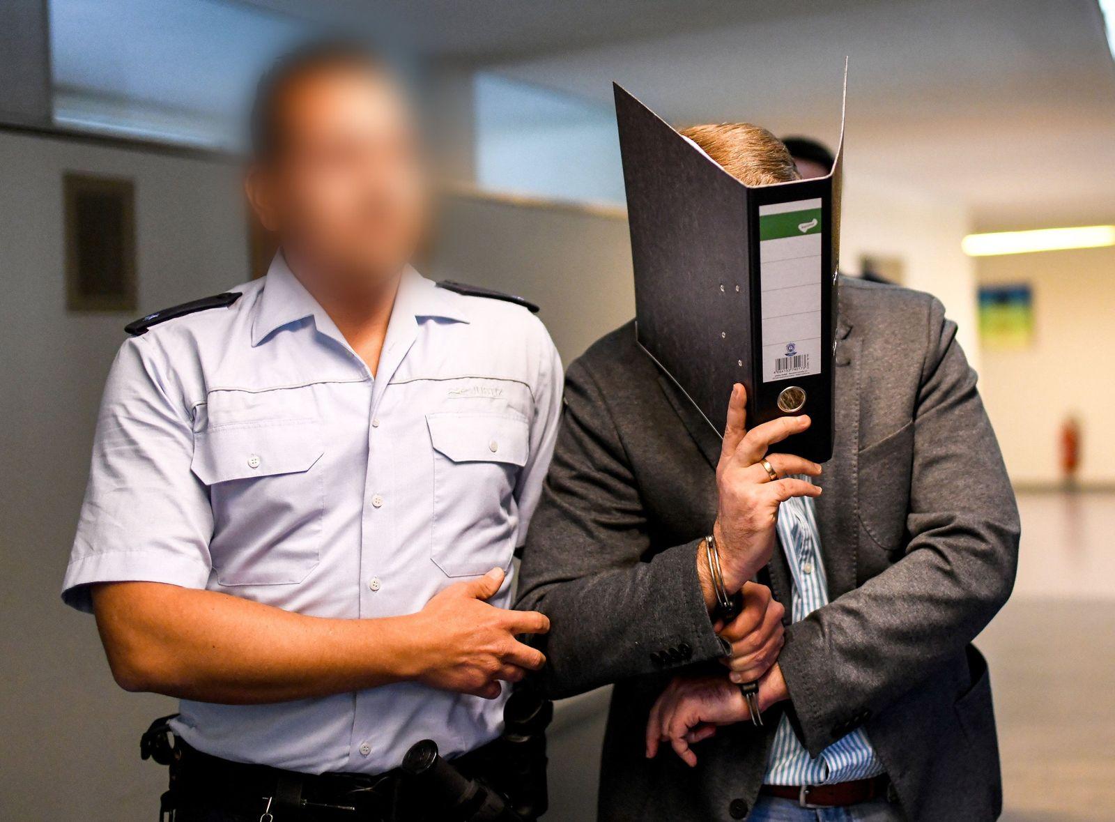 Missbrauchsfall Freiburg - Prozess gegen Soldaten