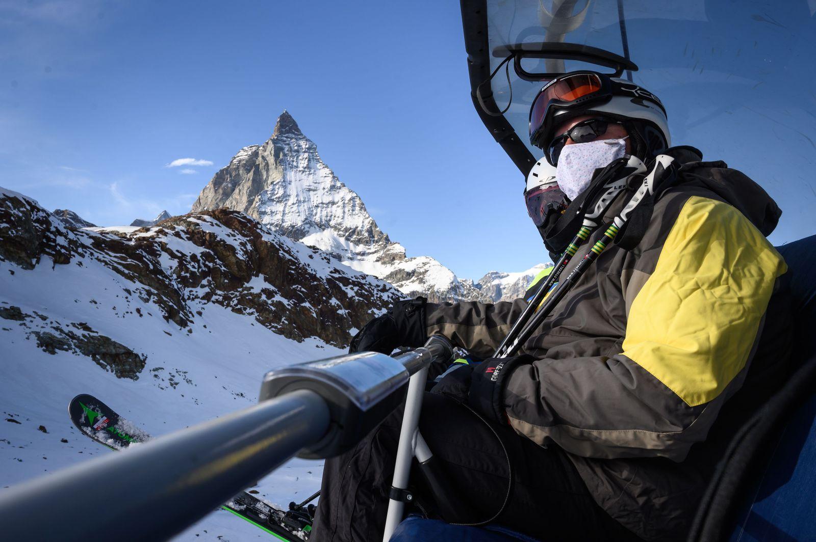 SWITZERLAND-HEALTH-VIRUS-SKI-TOURISM