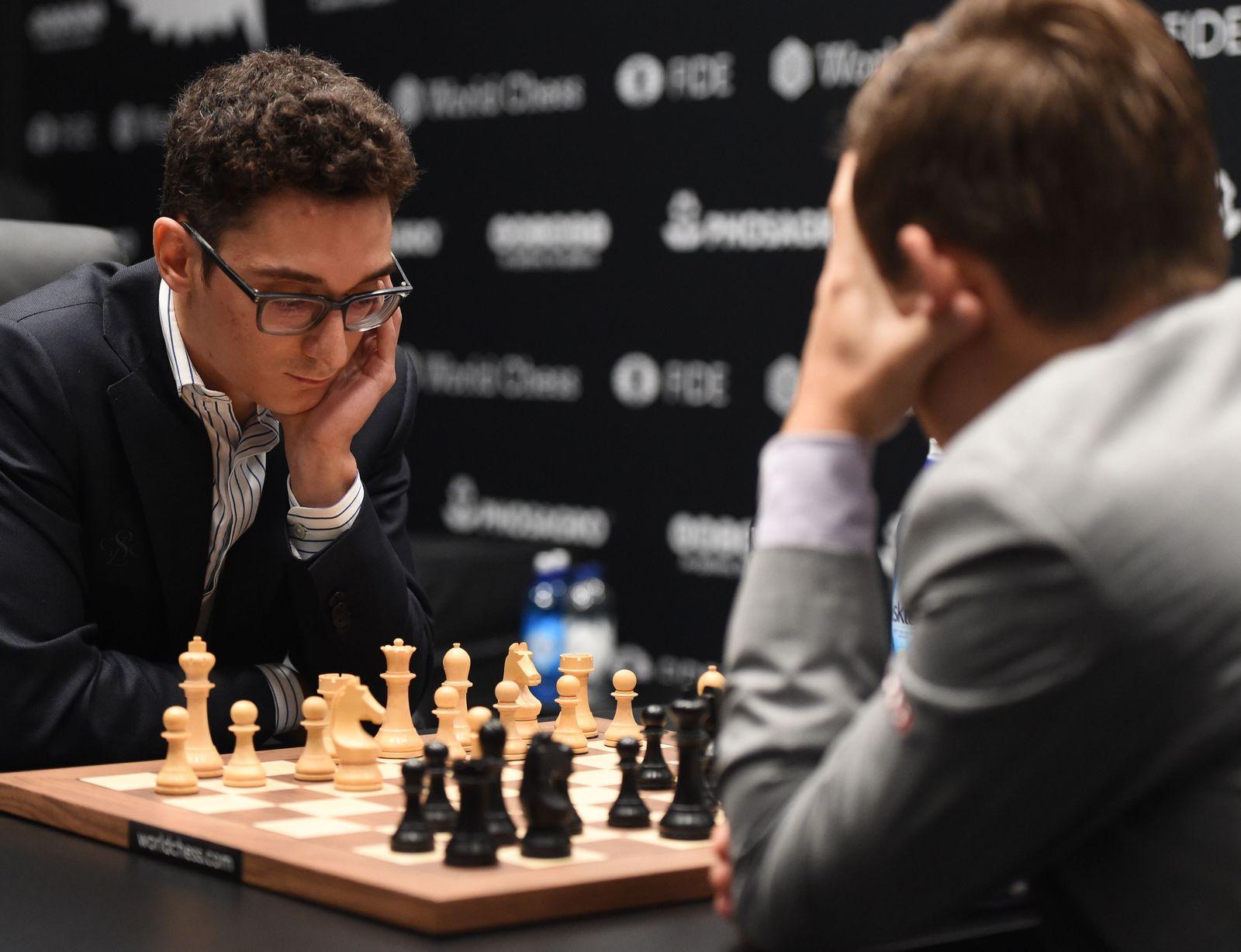 Schach Symboldbild