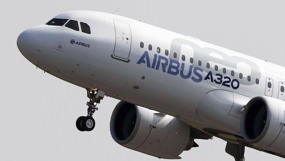 Airbus A320neo (Archivbild)