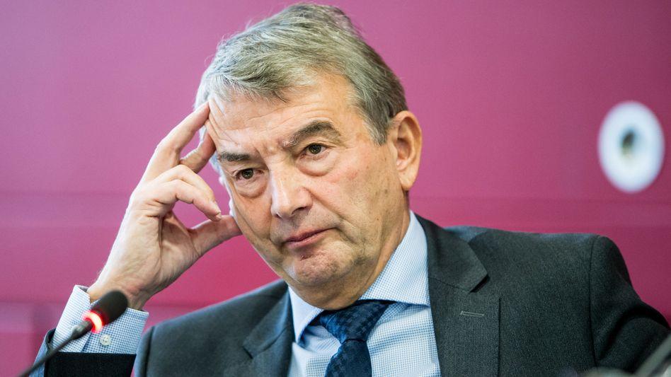 DFB-Präsident Niersbach: Keine Aufklärung