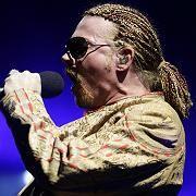 """Guns-N'-Roses-Sänger Axl Rose: Bald mit """"Chinese Democracy"""" auf dem Markt?"""