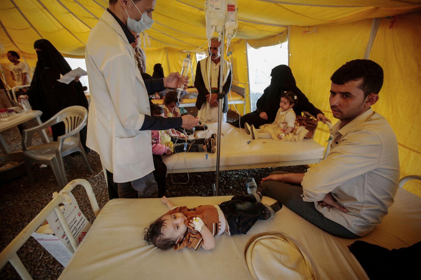 Cholera in Jemen