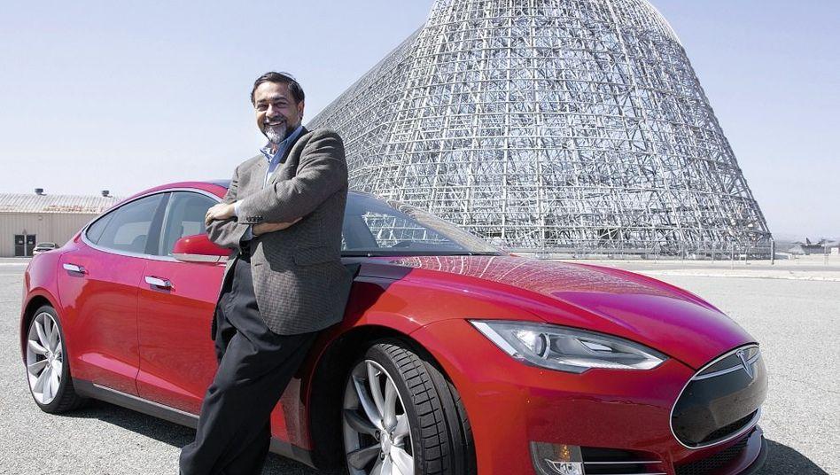 Tesla-Fahrer Wadhwa: »Ich bin hundertprozentig konvertiert«