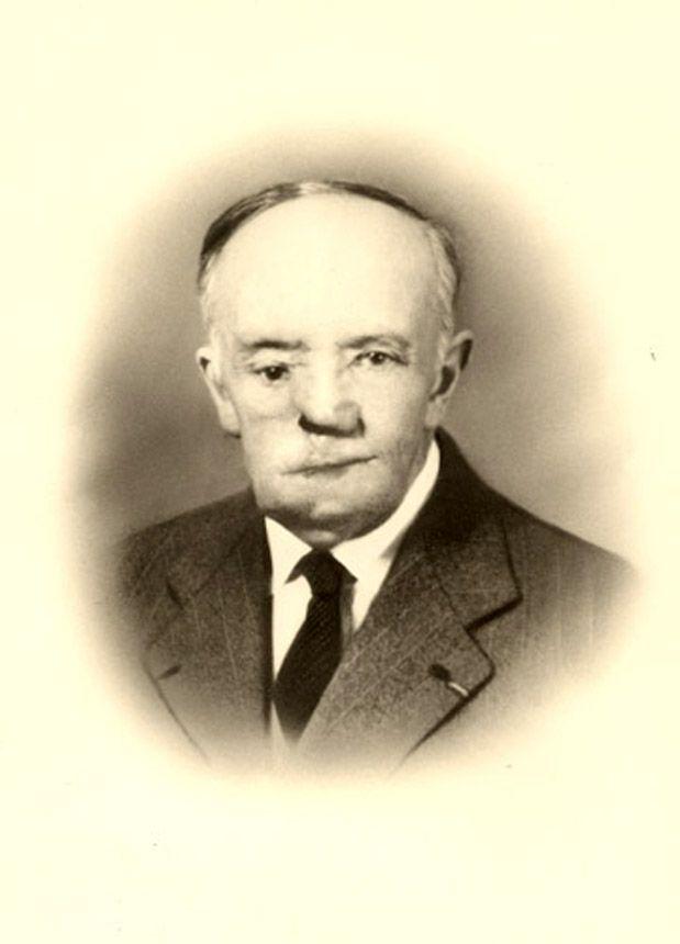 Albert Jugon nach dem Krieg